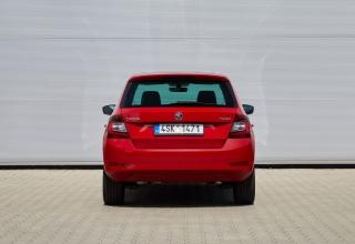 Fotos Škoda Fabia 2018 Foto 36