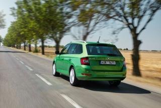 Fotos Škoda Fabia 2018 Foto 58
