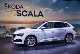 Fotos Skoda Scala 2019 - Foto 1