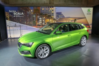 Fotos Skoda Scala 2019 - Foto 2