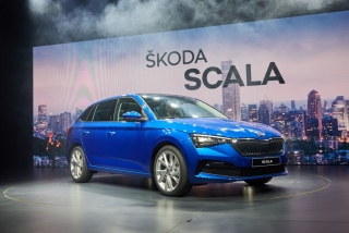 Fotos Skoda Scala 2019 - Foto 3
