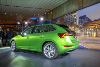 Fotos Skoda Scala 2019 - Foto 4