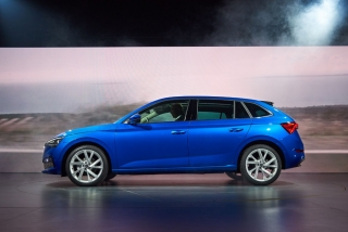Fotos Skoda Scala 2019 - Foto 5