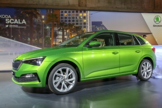 Fotos Skoda Scala 2019 - Foto 6