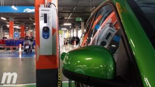 Fotos Smart Electric Drive Foto 5