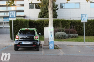 Fotos Smart Electric Drive Foto 10