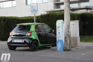 Fotos Smart Electric Drive Foto 11