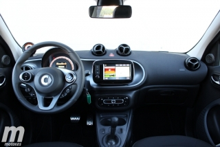 Fotos Smart Electric Drive Foto 2