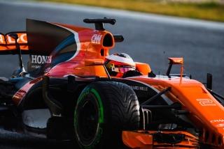 Fotos Stoffel Vandoorne F1 2017 Foto 11