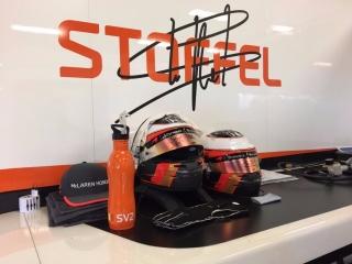 Fotos Stoffel Vandoorne F1 2017 Foto 1