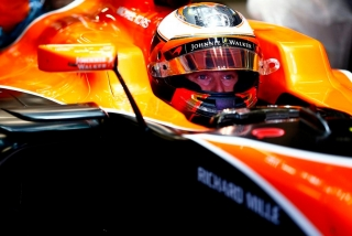 Fotos Stoffel Vandoorne F1 2017 Foto 16