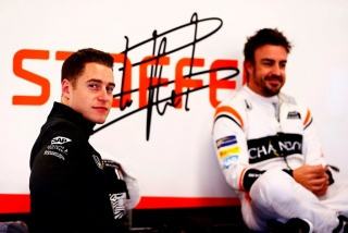 Fotos Stoffel Vandoorne F1 2017 Foto 18
