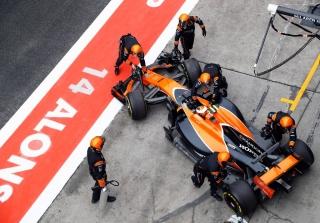 Fotos Stoffel Vandoorne F1 2017 Foto 35