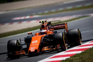 Fotos Stoffel Vandoorne F1 2017 Foto 53