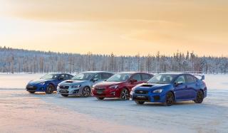 Fotos Subaru Snow Drive 2018 - Foto 5