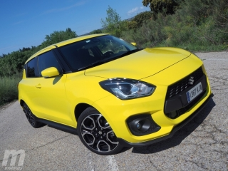 Fotos Suzuki Swift Sport 2018 - Foto 6