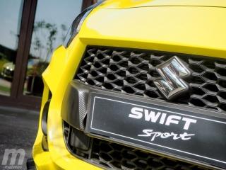 Fotos Suzuki Swift Sport 2018 Foto 13