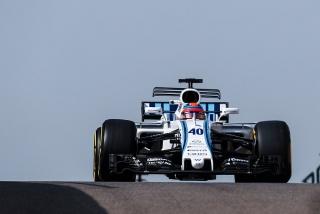 Foto 1 - Fotos Test F1 Abu Dhabi