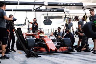 Fotos Test F1 Abu Dhabi Foto 6
