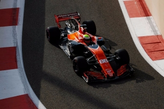Fotos Test F1 Abu Dhabi Foto 16