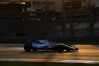 Fotos Test F1 Abu Dhabi Foto 26