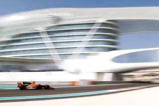 Fotos Test F1 Abu Dhabi Foto 29