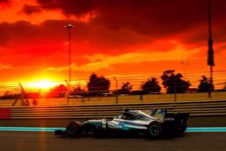 Fotos Test F1 Abu Dhabi Foto 35