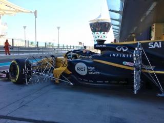 Fotos Test F1 Abu Dhabi Foto 51