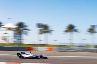 Fotos Test F1 Abu Dhabi Foto 57