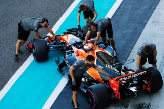 Fotos Test F1 Abu Dhabi Foto 74