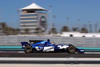 Fotos Test F1 Abu Dhabi Foto 77