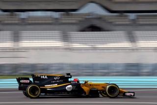 Fotos Test F1 Abu Dhabi Foto 83