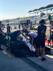 Fotos test F1 Hungría 2018 Foto 9