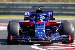 Fotos test F1 Hungría 2018 Foto 12