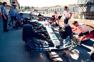 Fotos test F1 Hungría 2018 Foto 14