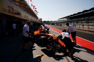 Fotos test F1 Hungría 2018 Foto 17