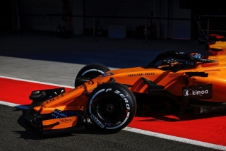 Fotos test F1 Hungría 2018 Foto 20