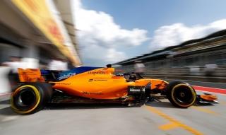 Fotos test F1 Hungría 2018 Foto 26