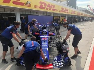 Fotos test F1 Hungría 2018 Foto 33