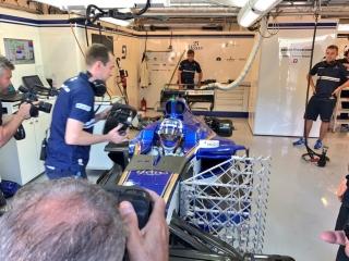Foto 2 - Fotos test F1 Hungría 2017