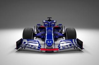 Foto 4 - Fotos Toro Rosso STR14 F1 2019
