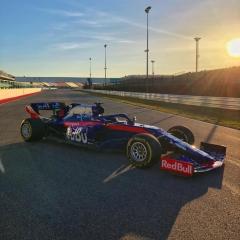Fotos Toro Rosso STR14 F1 2019 Foto 11