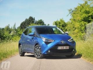Fotos Toyota Aygo 2018