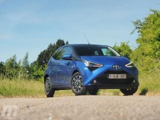 Fotos Toyota Aygo 2018 Foto 7