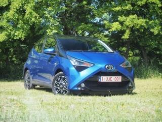 Fotos Toyota Aygo 2018 Foto 11