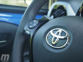 Fotos Toyota Aygo 2018 Foto 23