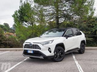 Fotos Toyota RAV4 Hybrid 2019 - Foto 1