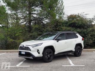 Fotos Toyota RAV4 Hybrid 2019 Foto 10