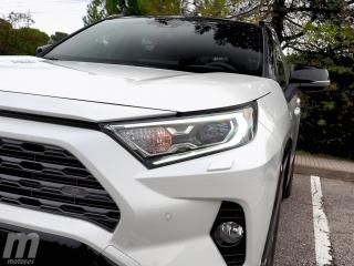 Fotos Toyota RAV4 Hybrid 2019 Foto 12