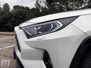 Fotos Toyota RAV4 Hybrid 2019 Foto 13